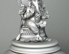 3D model GANESH hindu