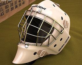 3D Hockey Goal Mask
