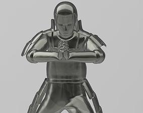 Hashirama Senju The First Hokage from 3D printable model