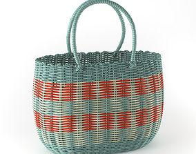 Shopping basket 3D model other