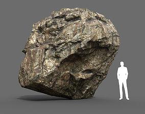 Sharp Rock Formation 02 191226 3D model