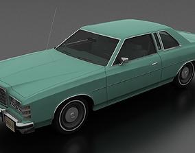3D asset LTD 2dr 1975