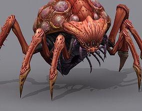 3D asset Queen bug