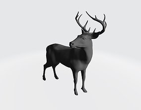 3D print model Reh Deer