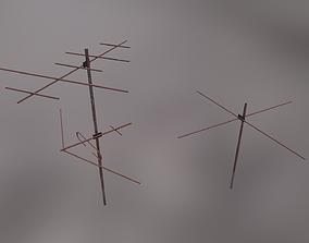 3D asset Antennas