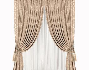 Curtains539 3D model
