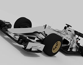 Formula One Car 1 3D model