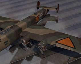 3D Fokker T-6 - T-VI
