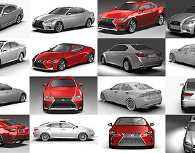 Lexus collection 3D