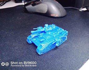 3D print model WAR-ENGINS of the Armageddon set 2