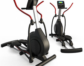 Sport Cross Trainer 3D machine