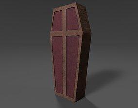 CASKET 3D asset
