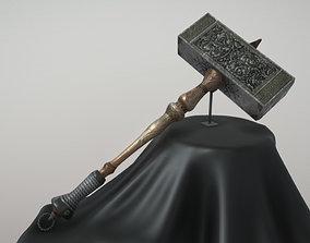 Hammer of Hephaestus 3D