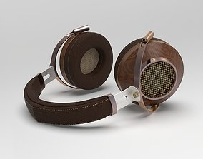 Helmet stereo 3D model