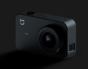 Xiaomi MiJia 4K Action Camera 3D model