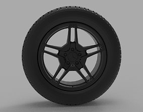 63s Mercedes-Benz E 63 AMG 3D printable model