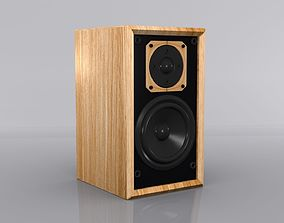 Music Sistem 3D asset