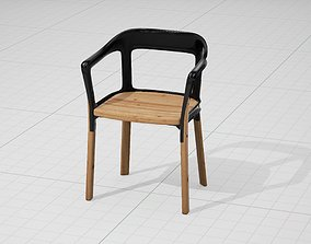 3D asset Magis Steelwood Chair UE4