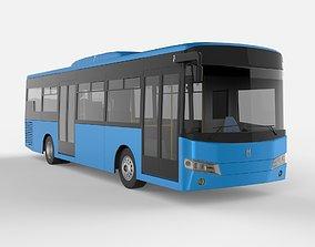 City Bus bus 3D model