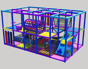 Amusement park Labyrinth 3D