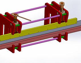 3D bending machine cutter