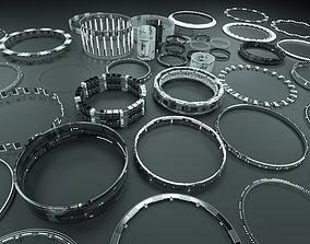 3D Tech Circles TC2