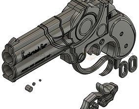 3D File Bayonetta Scarborough Fair for 3D