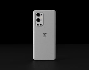 Oneplus 9 Pro According to Leaks 3D model
