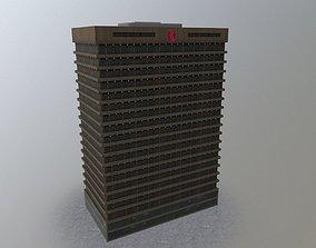 3D model Amsterdam Ramada Apollo