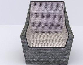 furniture armchair Armchair 3D model