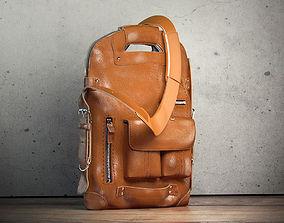Hyper-realistic bag 3D