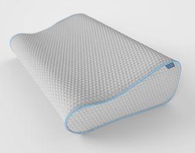 Pillow - High-res 3D model