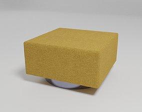 3D ROLL - Fabric modular pouf -