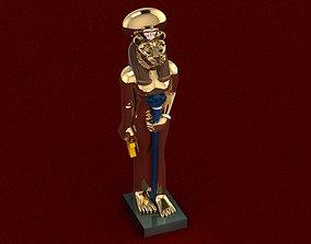 Ancient Egyptian Pharaoh 16 3D printable model