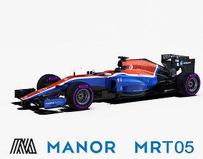 3D model Manor MRT05 Car