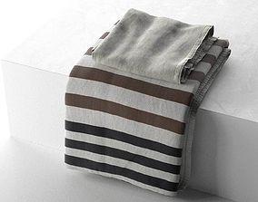 Towel Set 34 3D model