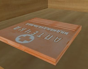3D first aid kit individual