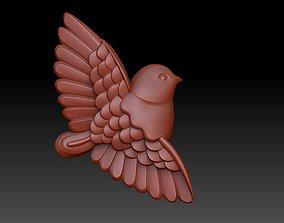 Birdie 3D print model