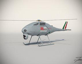 3D model AWHERO tactical drone