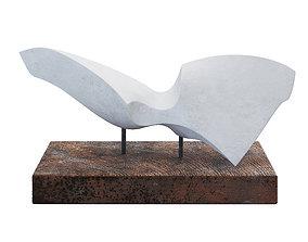 3D model Lift Off Sculpture
