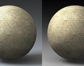 Sand Landscape Shader 029 3D model