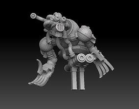 Nautiloid Horror Light 3D printable model