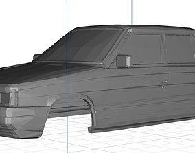 Renault 11 Body Car 3D printable model