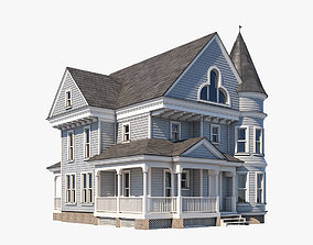 3D Mansion 002