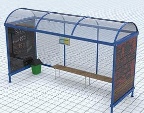 Busstop 3D