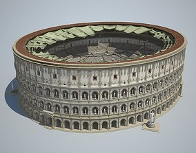 Colosseum New Undamaged 3D