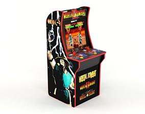 Mortal Kombat Arcade Machine 3D