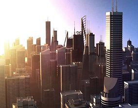 Freeway01 City 3D