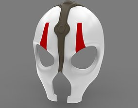 3D printable model darth nihilus mask