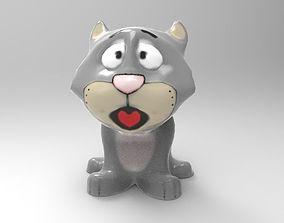 3D printable model Cat In Love